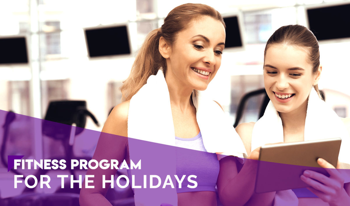 breast surgery ph fitness program for the holidays